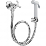 Ducha higienica com registro e gatilho Docol Nova Pertutti 00900806