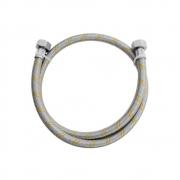 Engate Flexivel Aco Inox para Gas 1,20M Blukit 181903