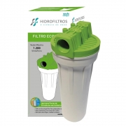 Filtro de Agua Eco para Caixa Dagua 9.3/4 Hidrofiltros 9072323