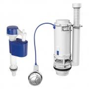 Kit Caixa Acoplada Completo Dual Flush Censi