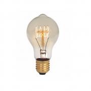 Lampada A60 Filamento Carbono 220V 40W 2300K E7 Glight 180 10 0012