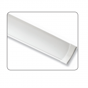 Luminaria Batten LED Sobrepor 18W 6500K 60cm Demi 9750