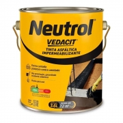 Neutrol 3,6 Litros Vedacit