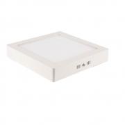 Painel LED Slim Sobrepor Quadrado 209mm 6500K 18W Blumenau 80806004