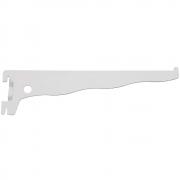 Suporte Trilho Simples Prateleira Branco 20cm PratK 8511 020