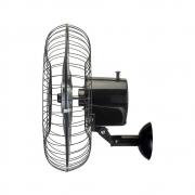 Ventilador Oscilante de Parede 60cm Bivolt Preto Ventisol