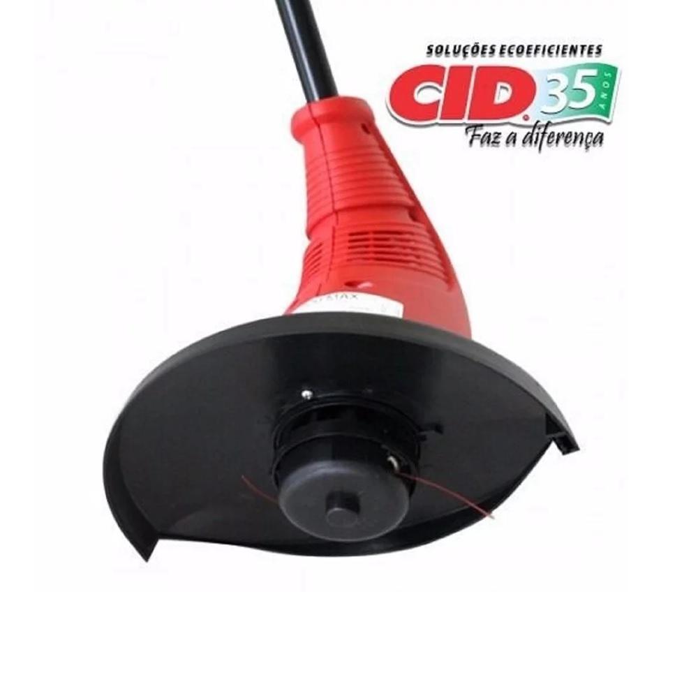 Aparador de Grama CID 1300 MAX 220V com 2 Fios Nylon