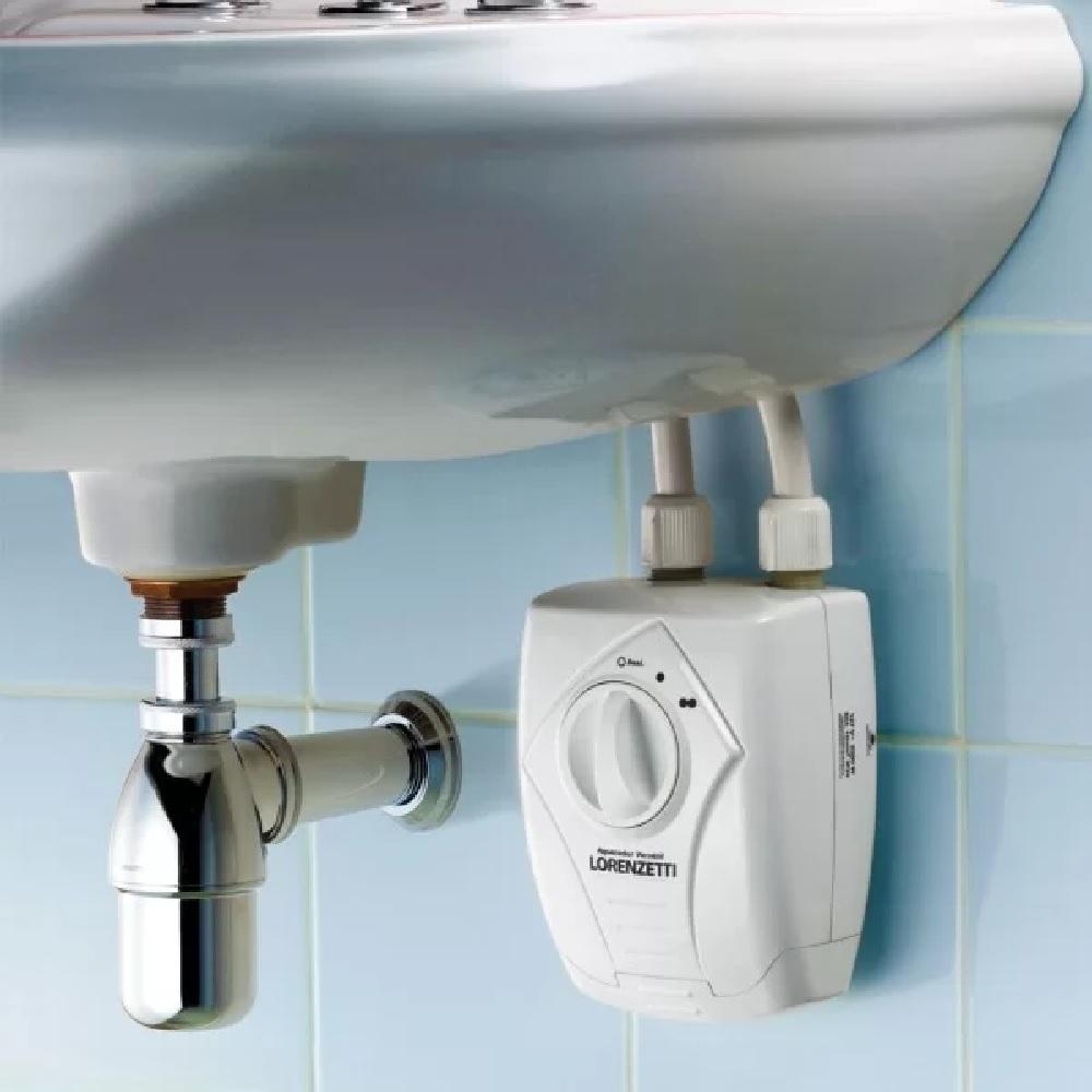 Aquecedor de Agua Eletrico 220V 5500W Versatil Lorenzetti