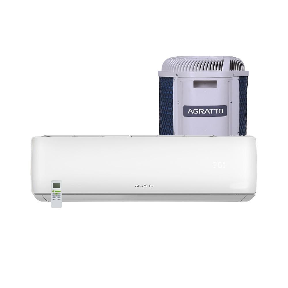 Ar Condicionado Split ECO TOP 12000BTUs Quente Frio 220V Agratto