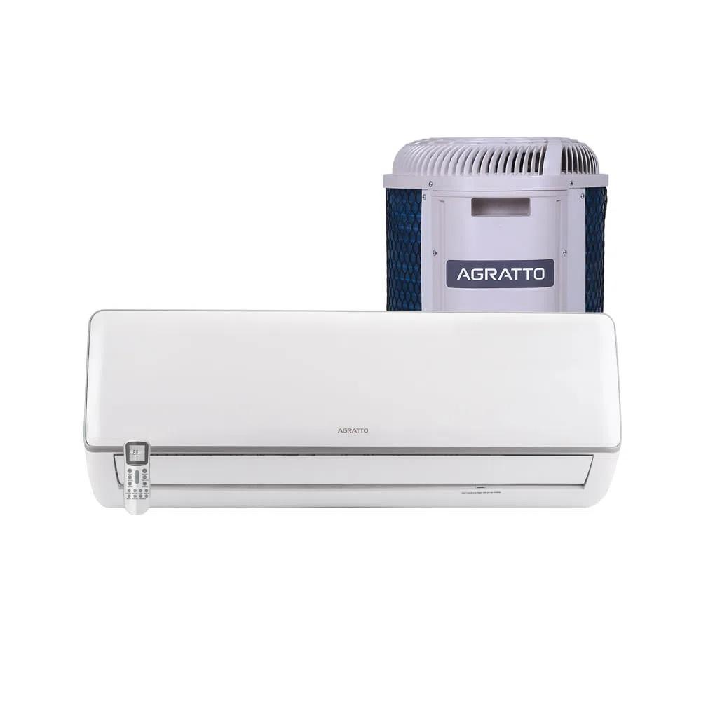 Ar Condicionado Split Inverter NEO 12000BTUs Quente e Frio 220V Agratto