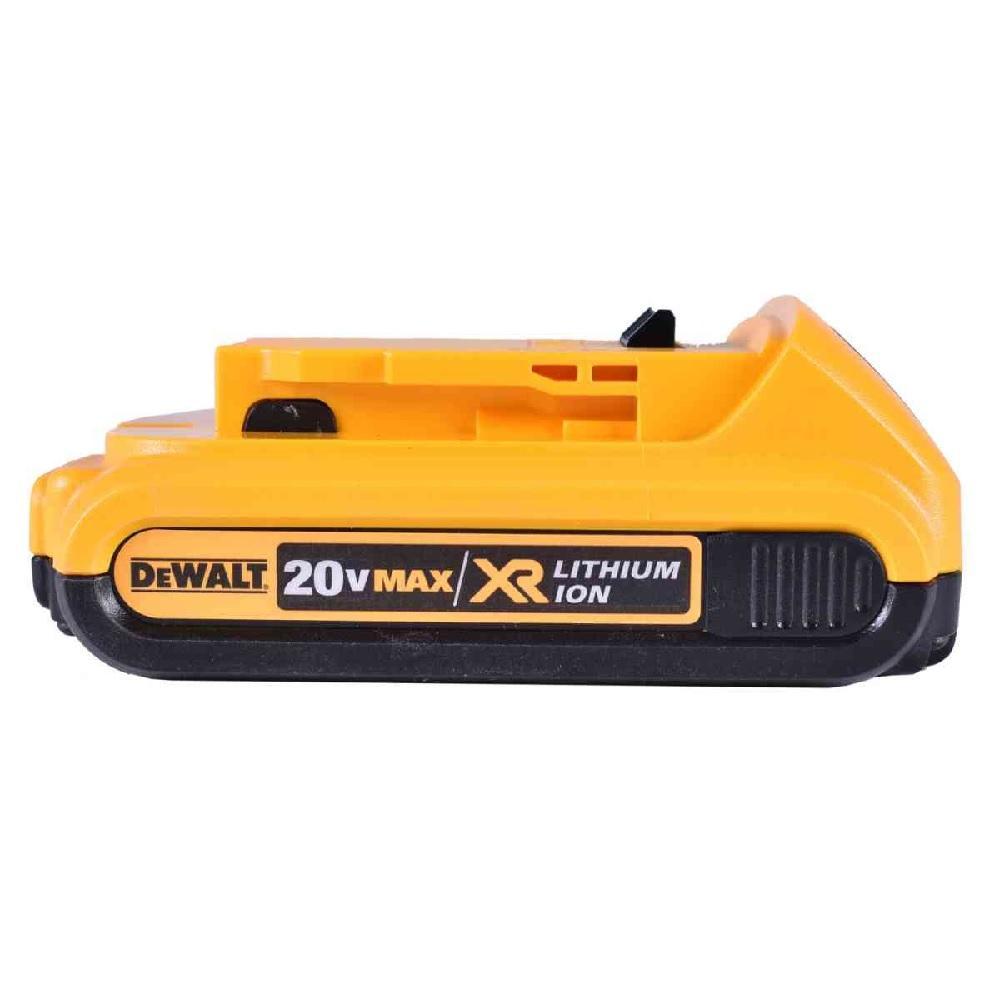 Bateria Compacta XR 20V MAX Li Ion 2Ah Dewalt DCB203
