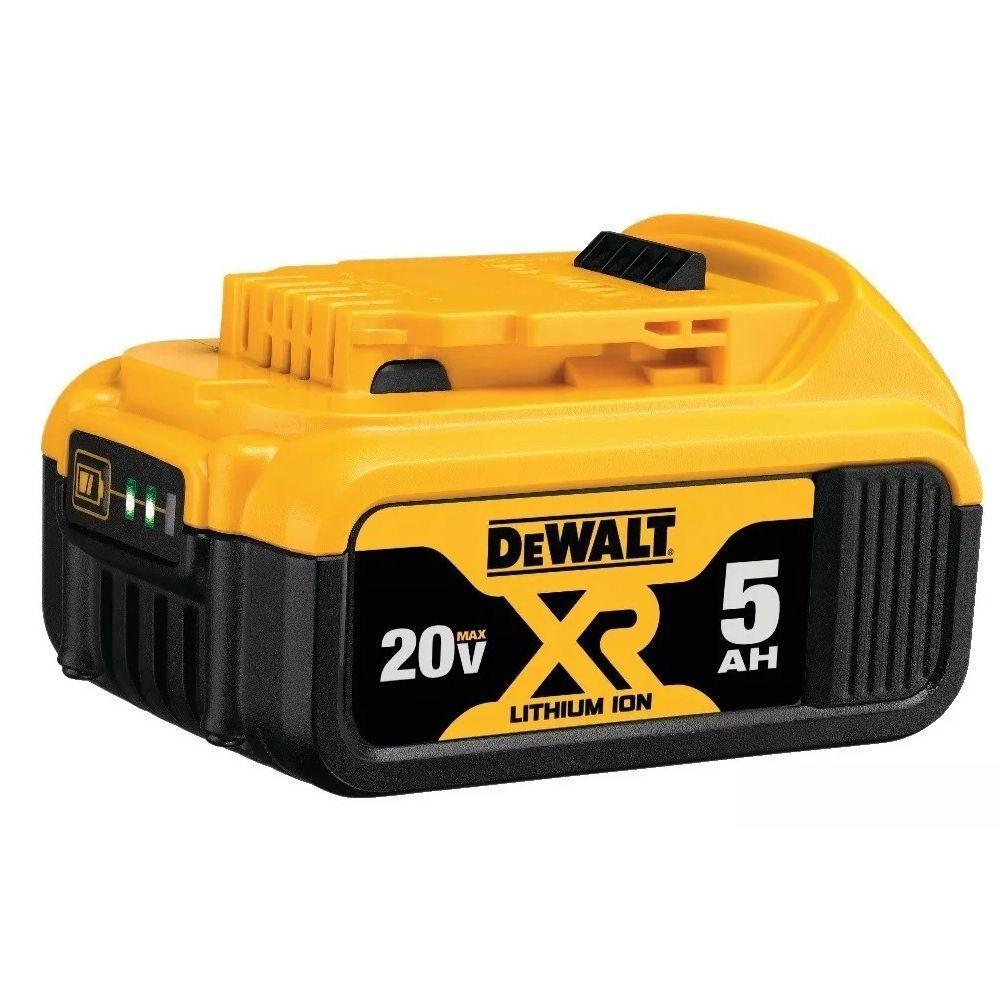 Bateria Lithium 20v Max 5ah Dewalt DCB205