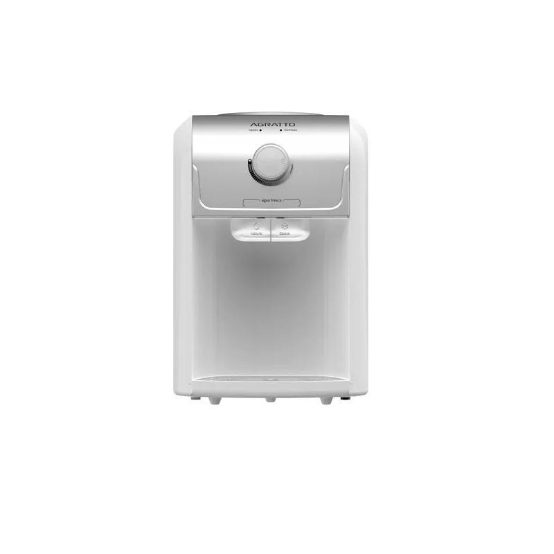 Bebedouro Compressor Eletronico Agua Natural Gelada 220V Agratto BC02