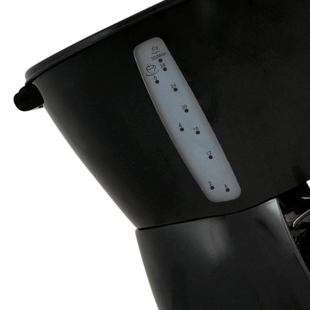 Cafeteira Eletrica CP30 Inox 220V Preta Britania 63901061