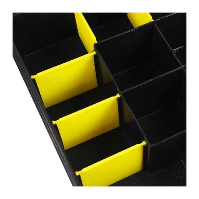 Caixa organizadora plastica 17 compartimentos Stanley STST14026