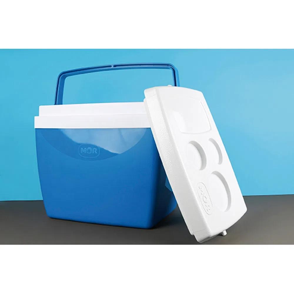 Caixa Termica 26 Litros Azul Mor 25108171