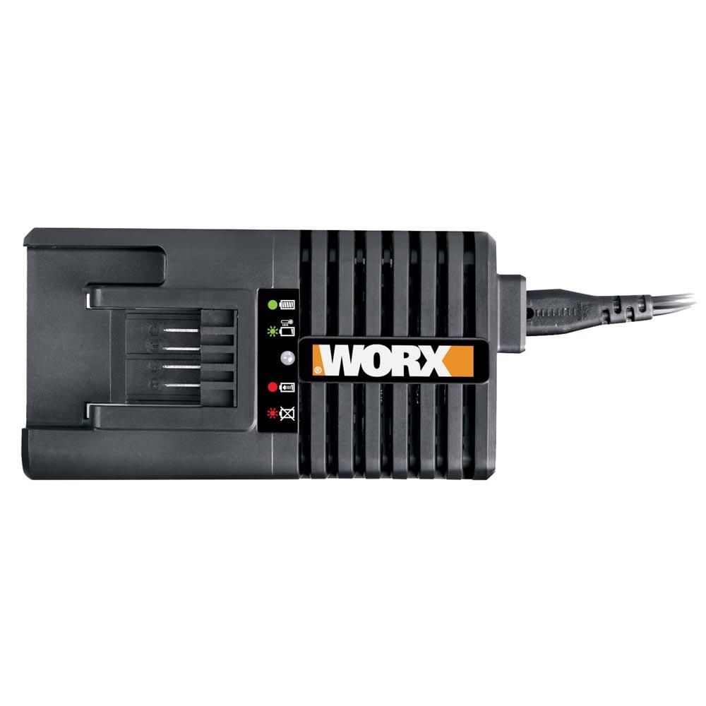 Carregador para Bateria de 20V Litio Worx WA3860