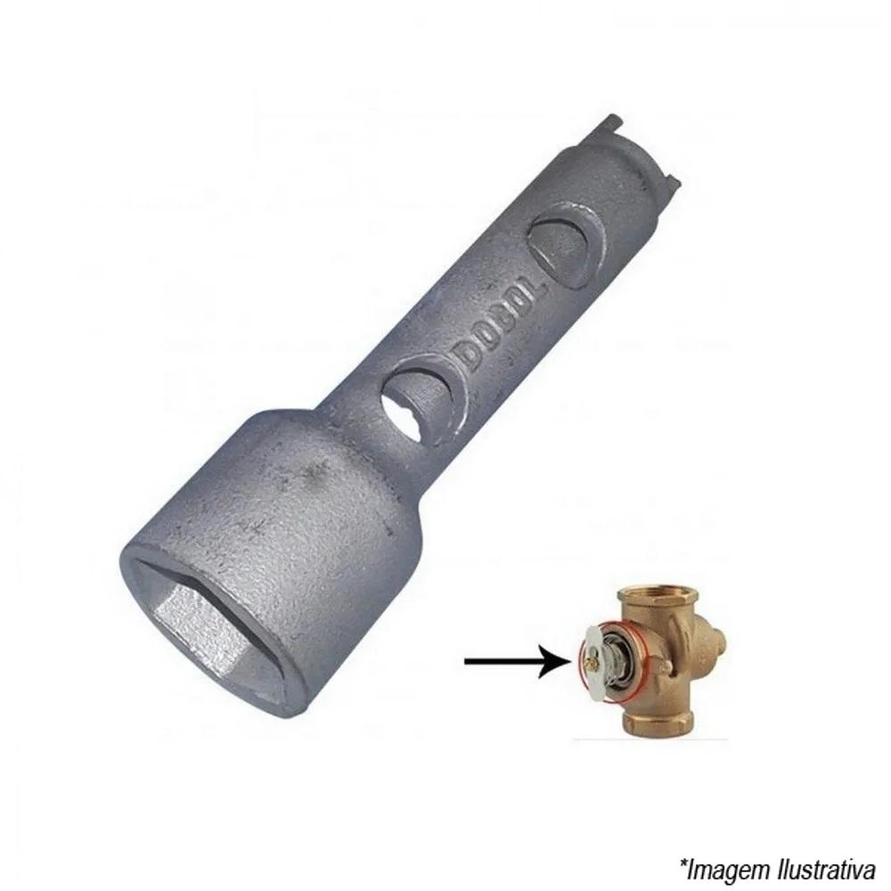 Chave de Manutencao Valvula de Descarga Docol 00116600
