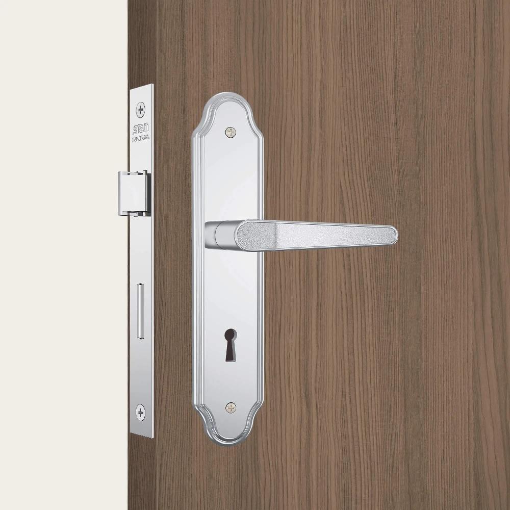 Fechadura Interna Espelho Inox 40mm Stam 813 03