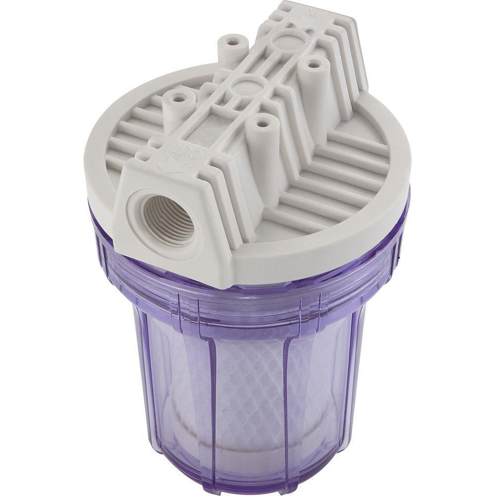 Filtro de Agua Clor 5 Transparente Hidrofiltros 9070025