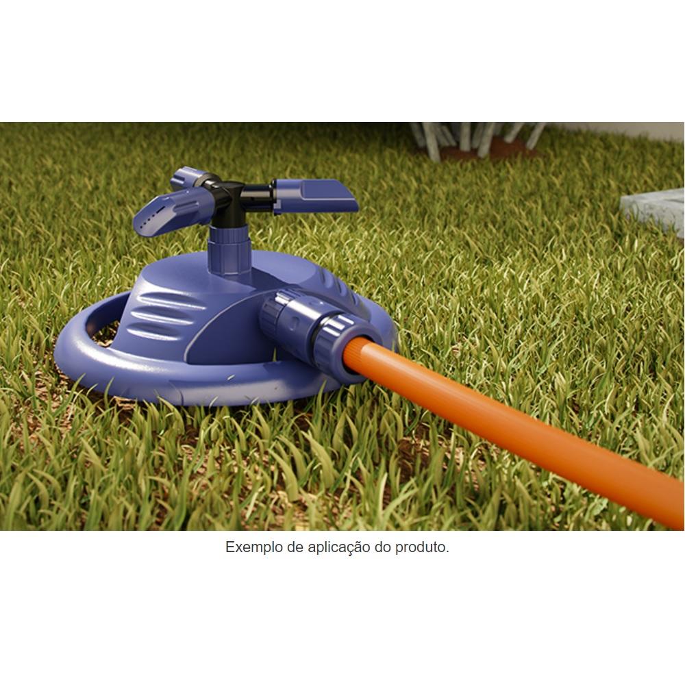 Irrigador Movel Base Redonda e Jato Direcionavel Blukit 380701