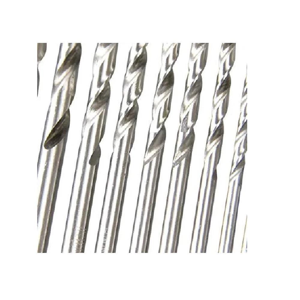 Jogo de brocas Aco rapido para Metal 13 pecas Irwin 1865311