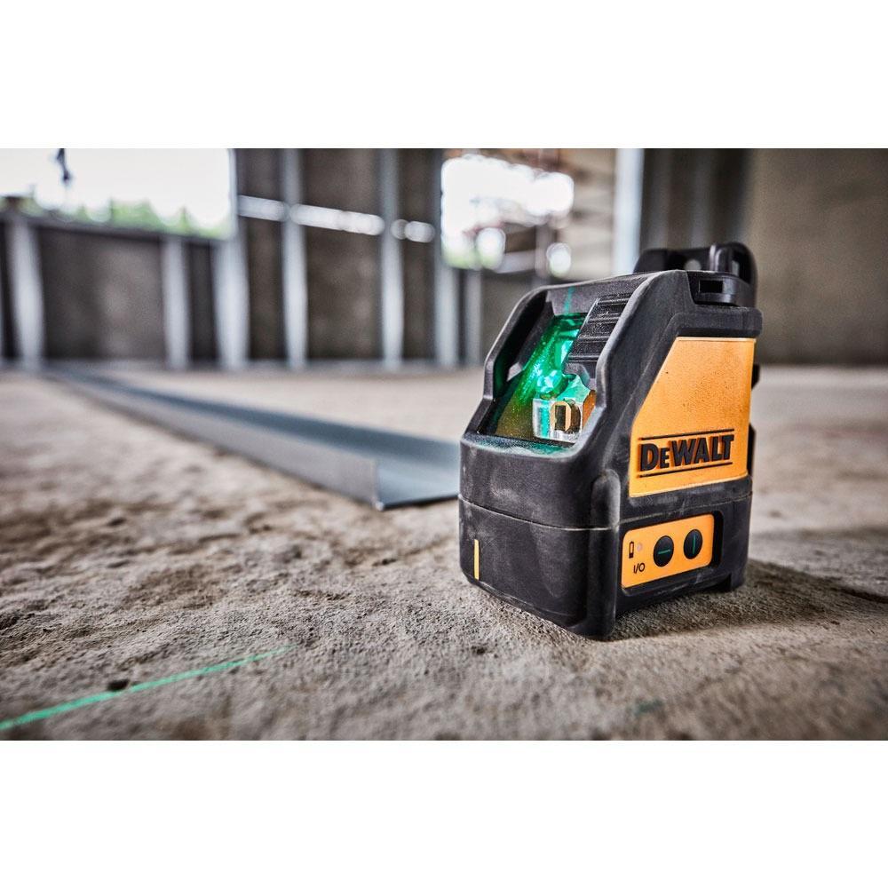 Laser Autonivelador de Linha Verde Dewalt DW088CG