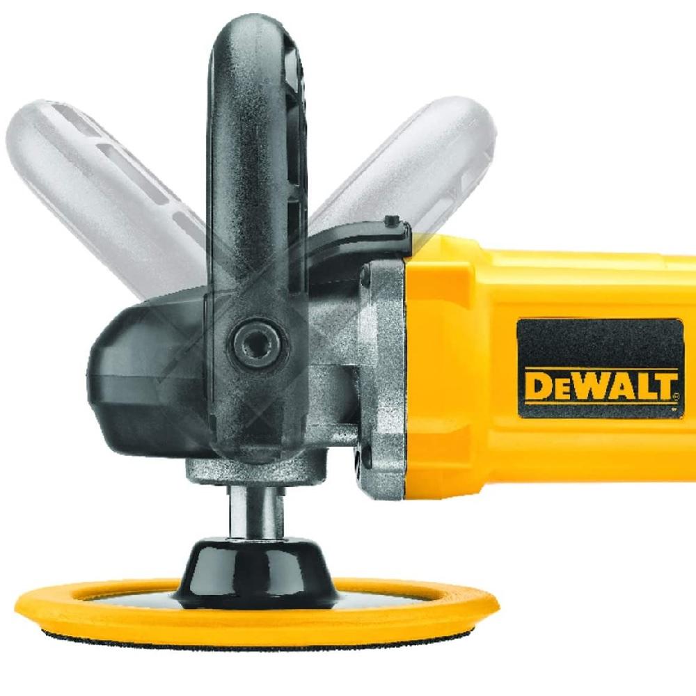 Lixadeira Politriz 7Pol 9Pol 1250W 220V Dewalt DWP849X