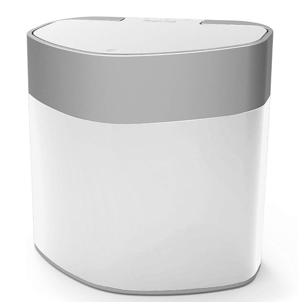 Lixeira Plastica de Pia 5L Branca PratK 10020 000