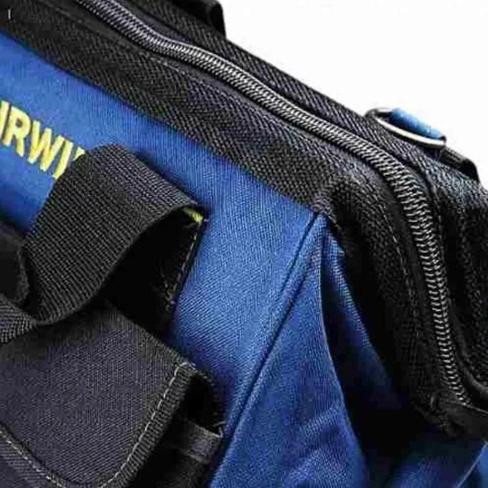 Mala de ferramentas Standard 16 pol 5 bolsos Irwin 1870406