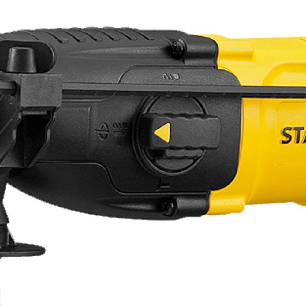 Martelete Profissional SDS Plus 800W 220V Stanley SHR264K