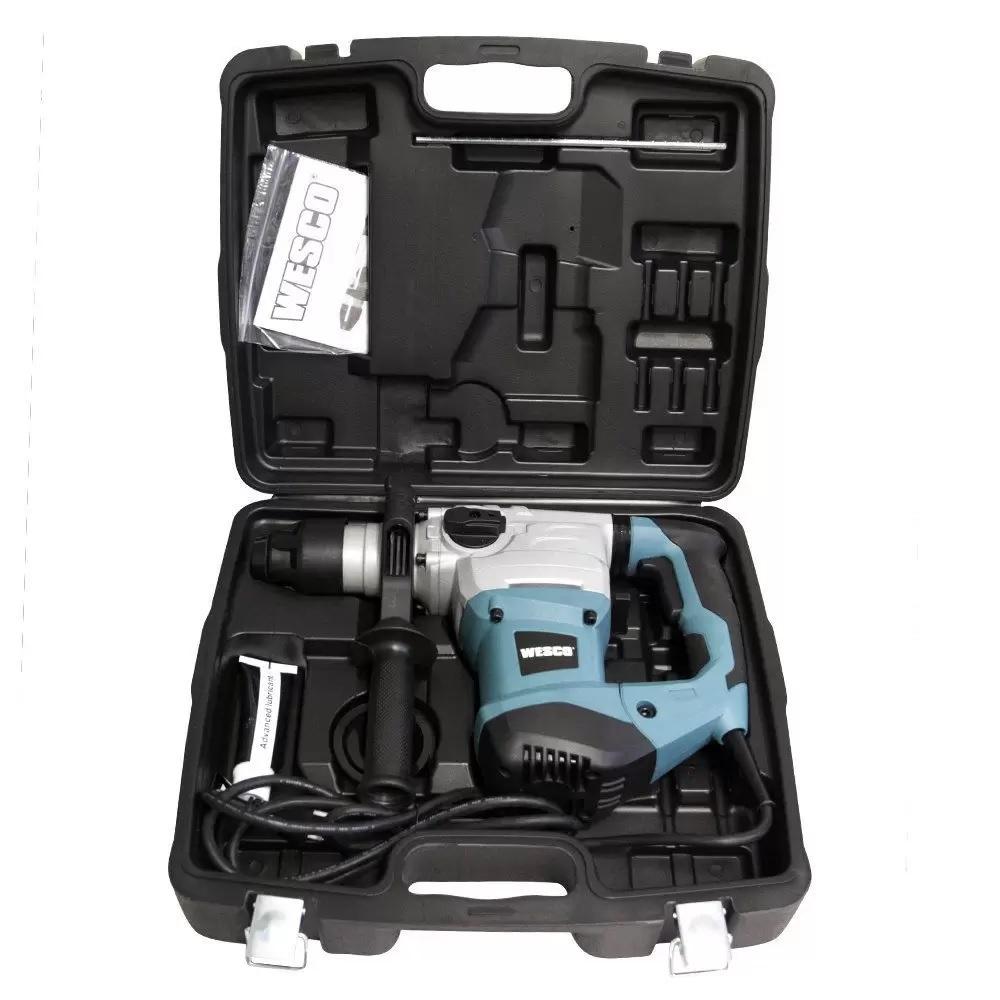 Martelo Perfurador e Rompedor 1500W 220V Wesco WS3202K