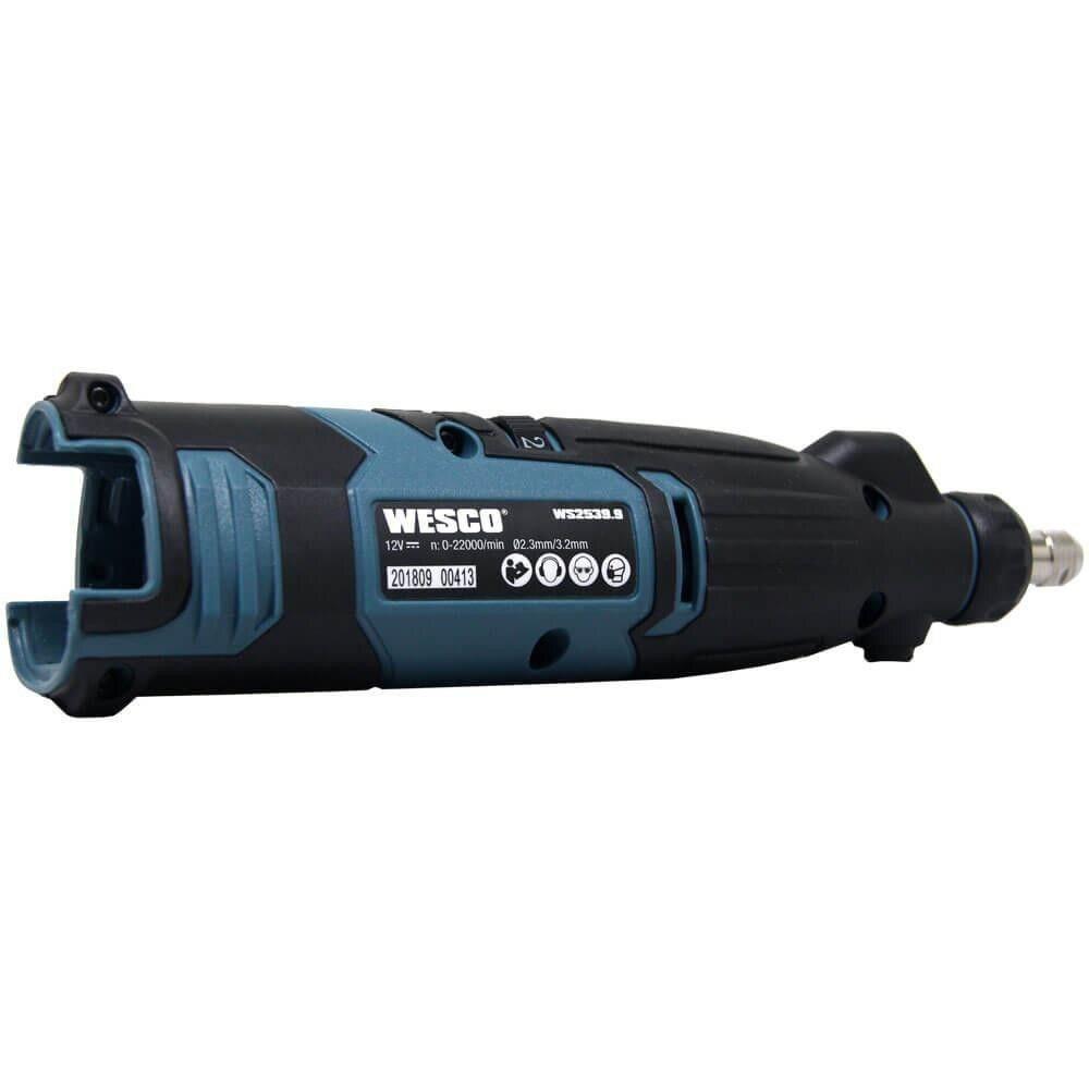 Micro Retifica Bateria 12V Wesco WS2539 9