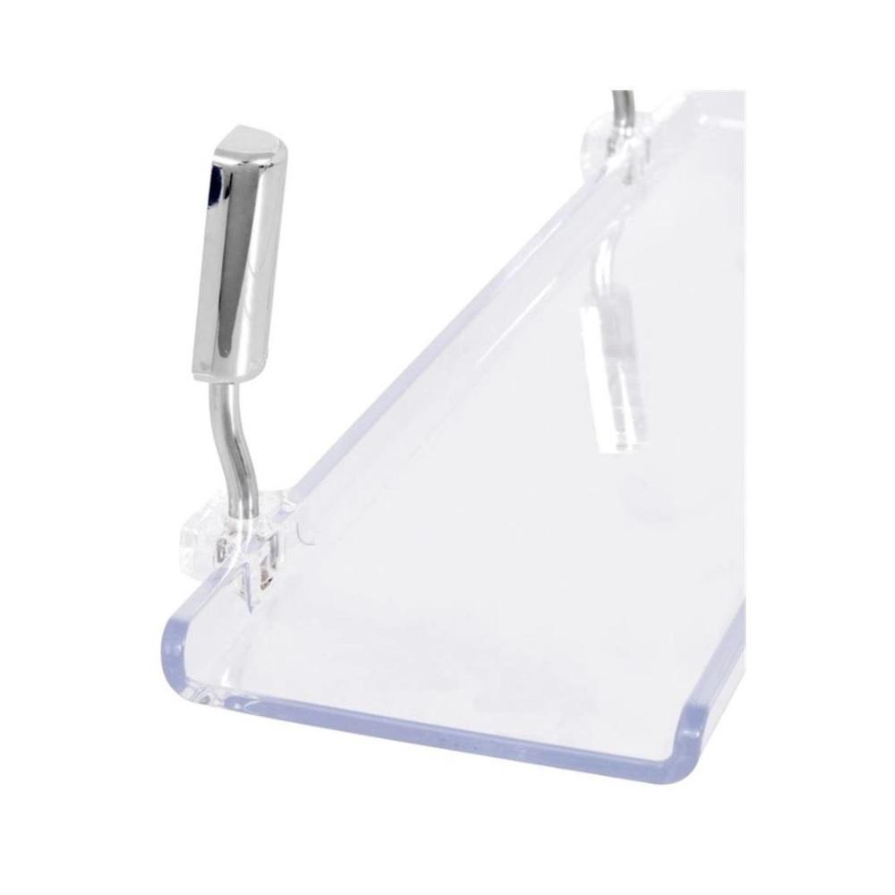 Prateleira Porta Acessorios Banheiro Docol Idea 00612206