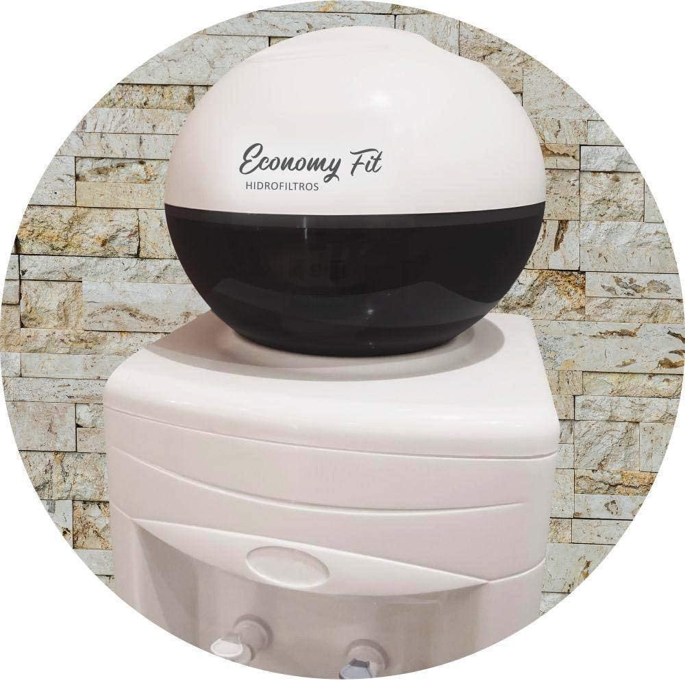 Purificador Agua Economy Fit com Refil B5 Hidrofiltros 916 2487
