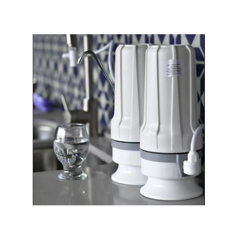 Purificador de Agua Mini Dual Portatil Hidrofiltros 916 0006