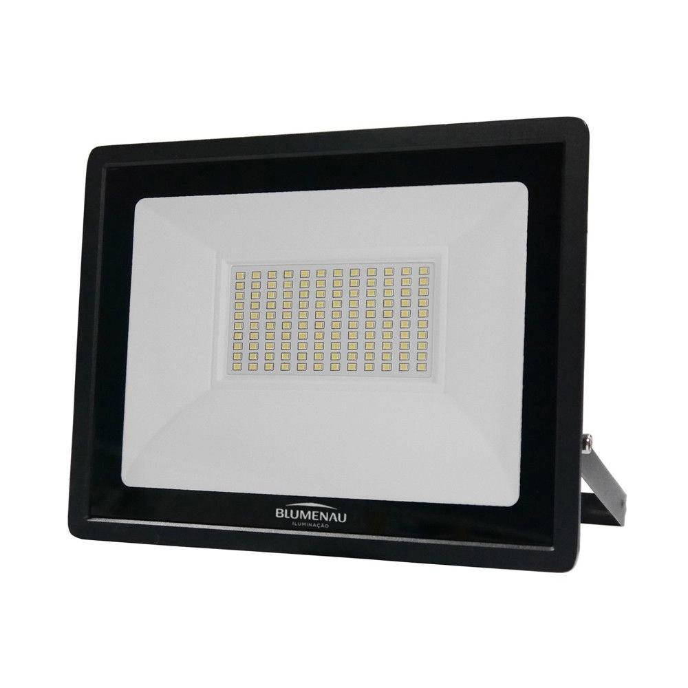 Refletor de LED Tech 100W 3000K Blumenau 76100300