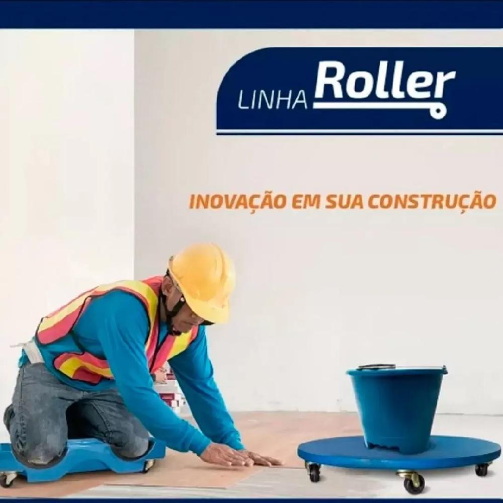 Roller para Piso para Joelhos Almofadado Gerplast