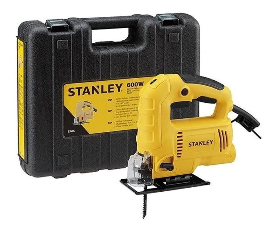 Serra Tico Tico 220V 600W Stanley SJ60K