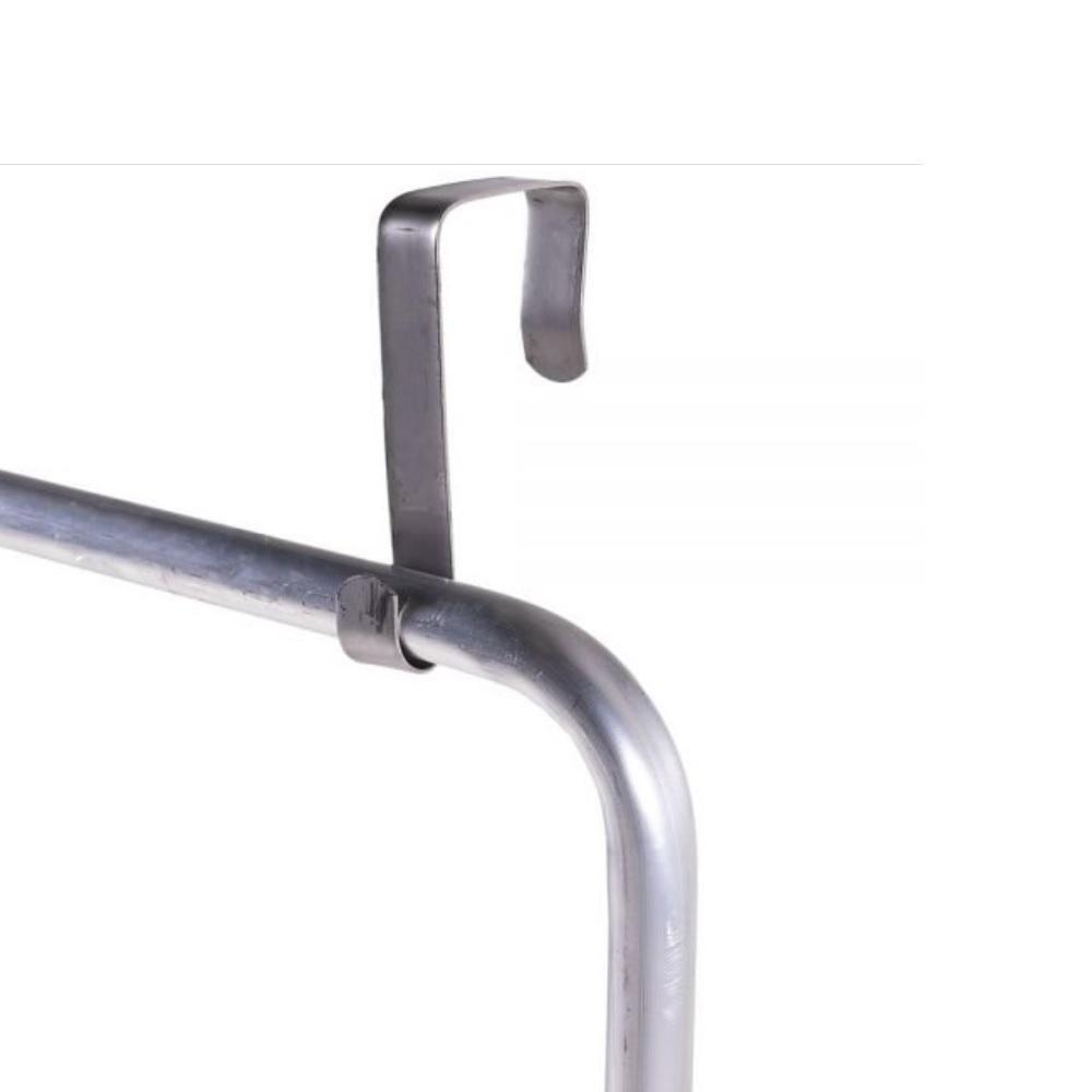 Varal Vertical 2 Andares Hastes Aluminio Mahil Versatil 705