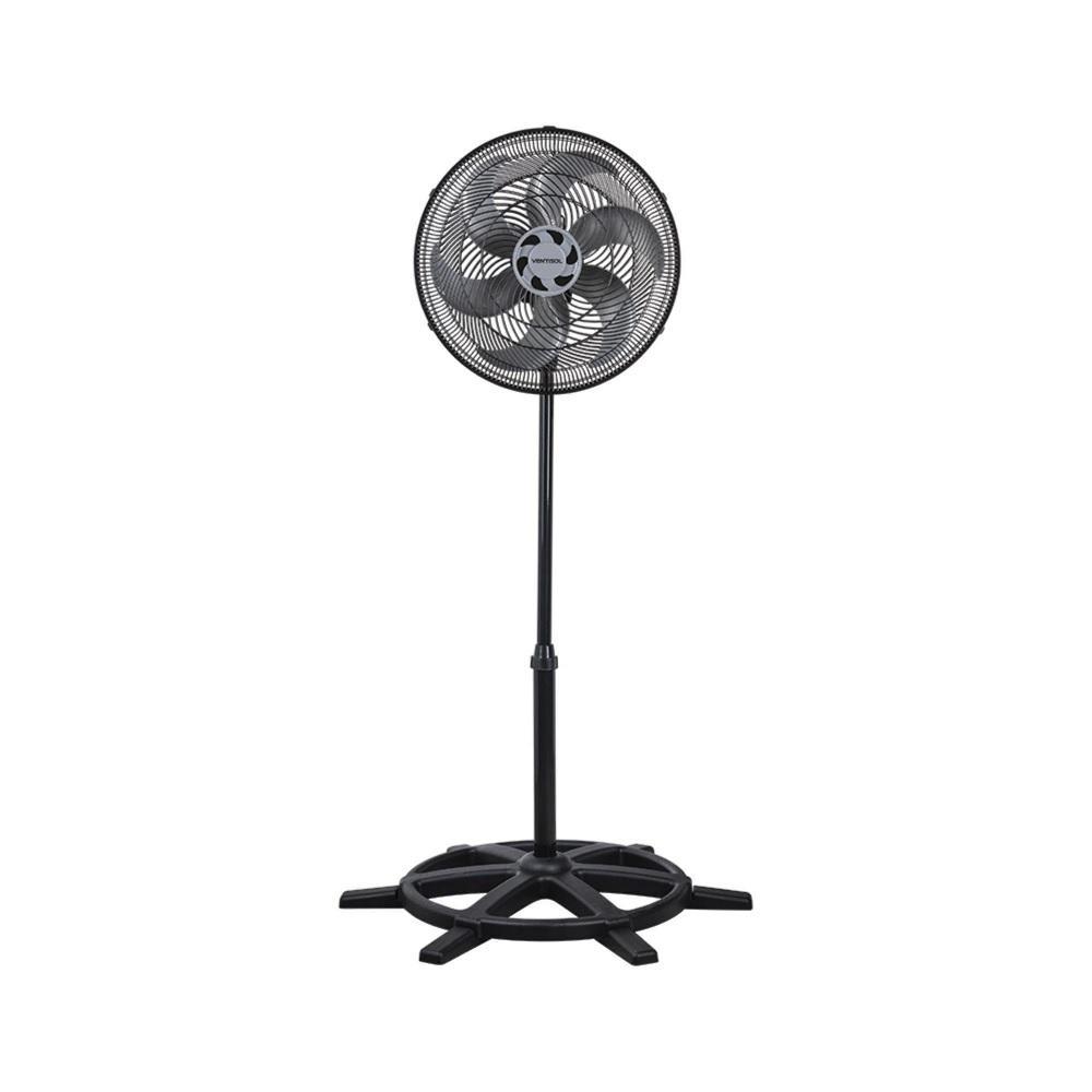 Ventilador de Coluna Turbo6 40cm 220V Preto Ventisol