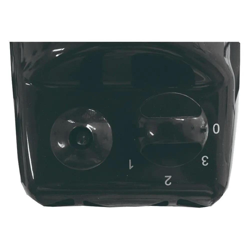 Ventilador de Mesa Turbo Eco 30cm Preto 220V Ventisol