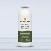 Eco Milk Leite de Coco 100% Vegetal 500ml
