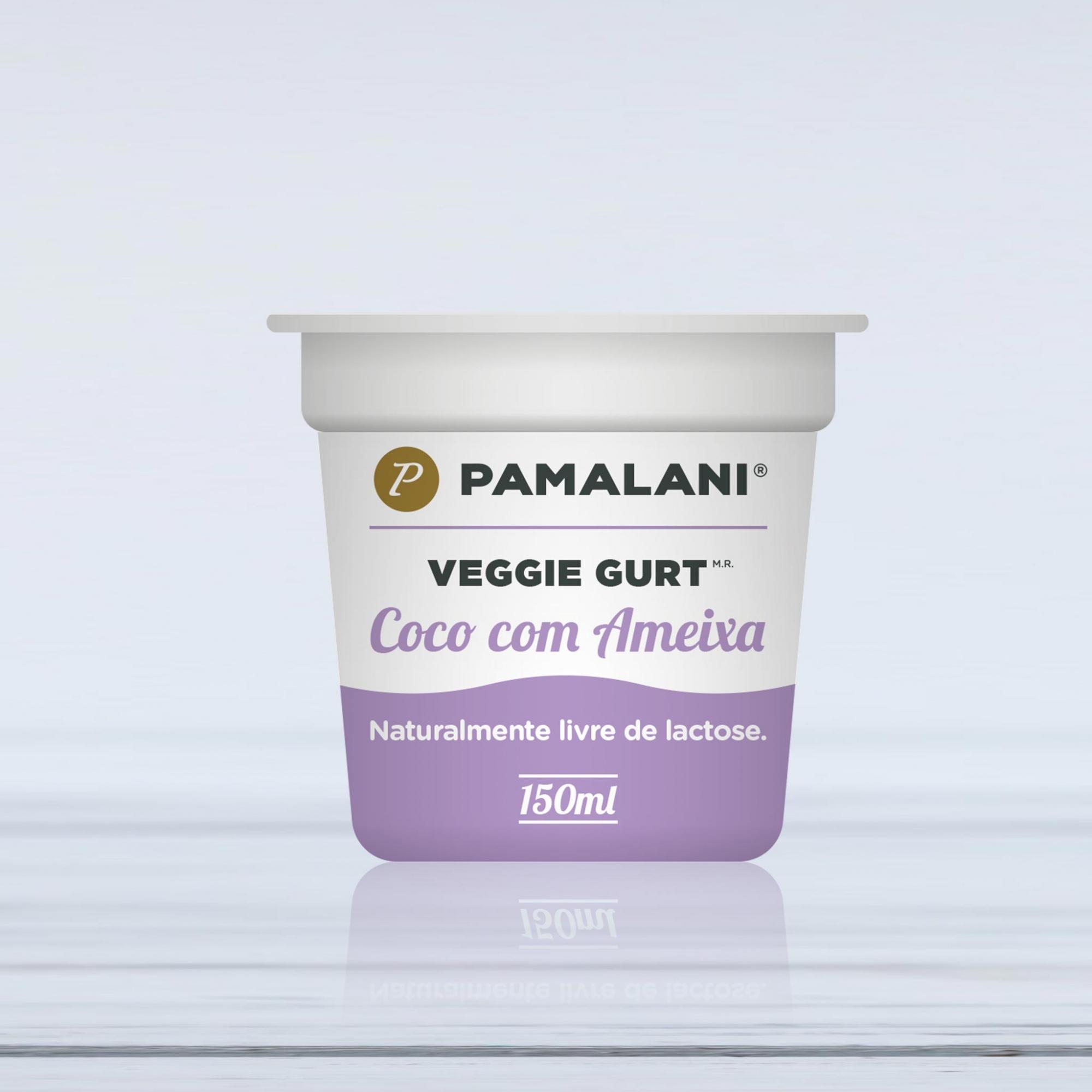 Veggie Gurt Coco com Ameixa 150ml