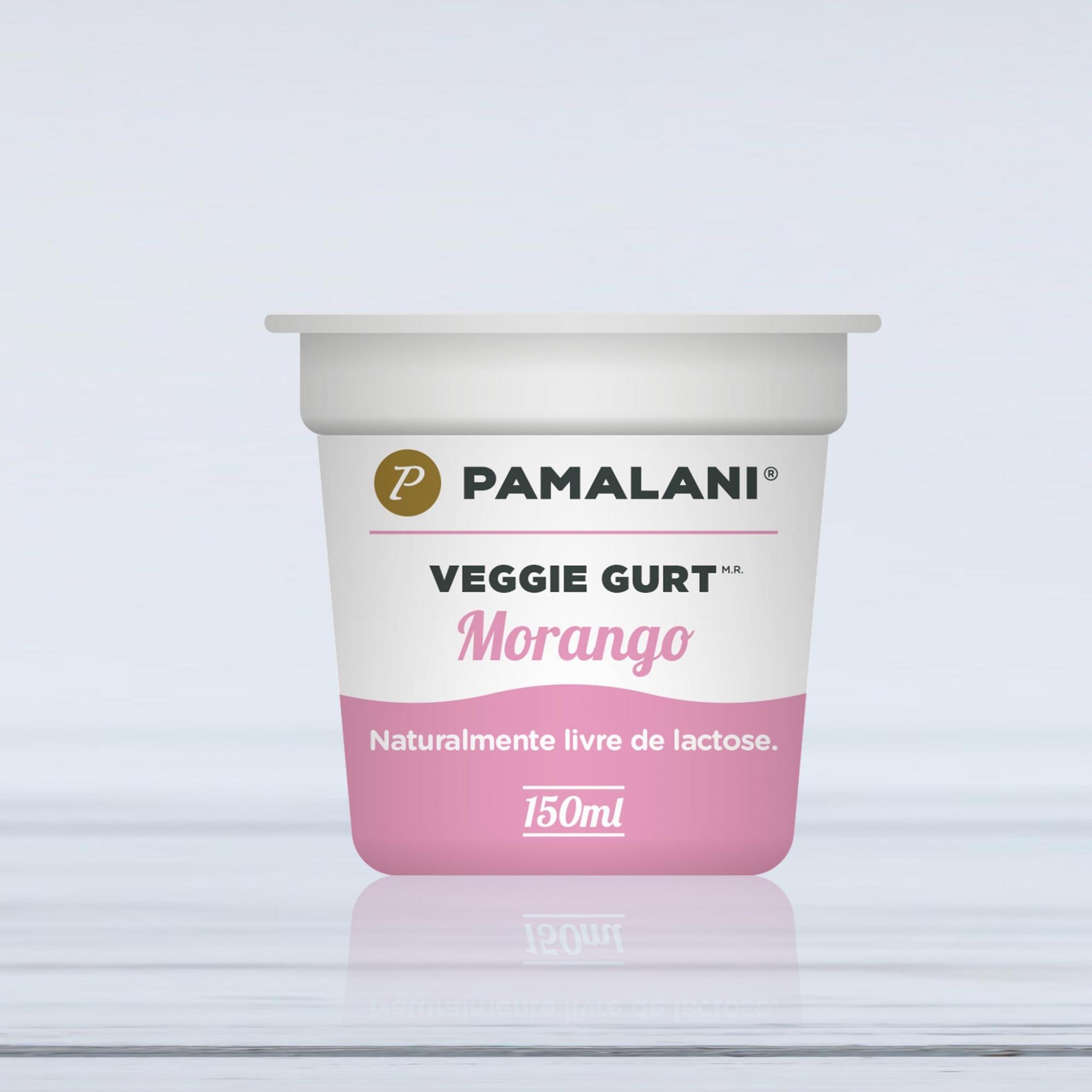 Veggie Gurt Morango 150ml