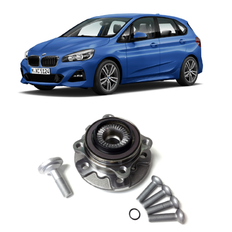 Cubo de Roda Dianteira BMW 225 de 2014 até 2020