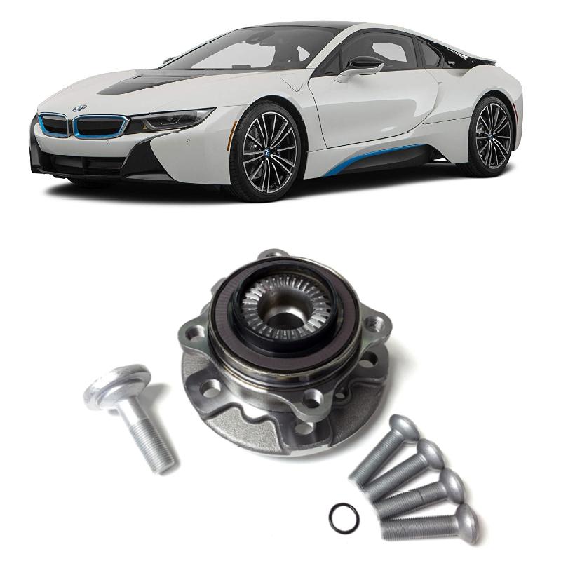 Cubo de Roda Dianteira BMW i8 de 2014 até 2020