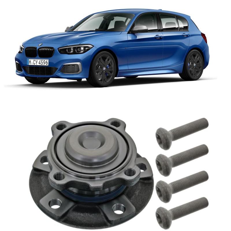 Cubo de Roda Dianteira BMW M135i 2012 até 2019, com ABS