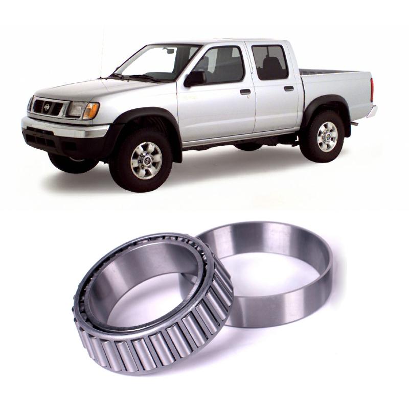 Rolamento Coroa Diferencial Traseiro Nissan Frontier 1997 até 2001