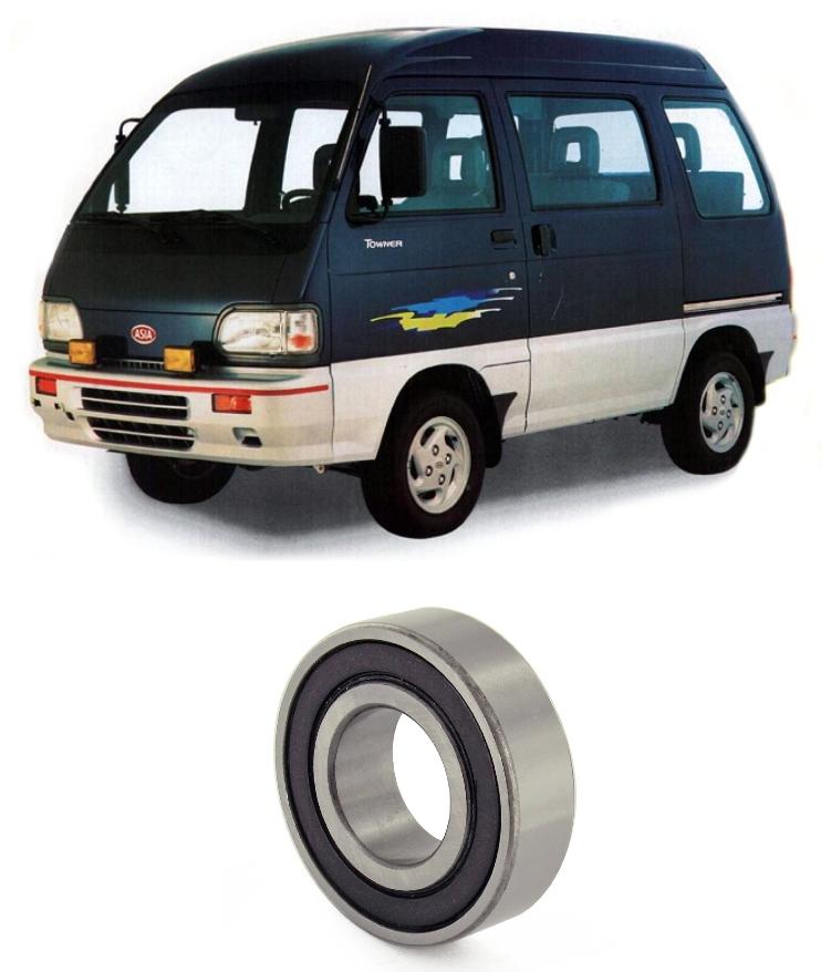 Rolamento de Roda Traseira ASIA Towner 1994 até 1997